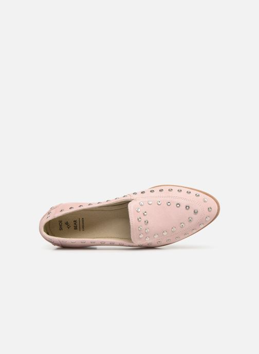Mocassins Shoe the bear Juno Studs Rose vue gauche